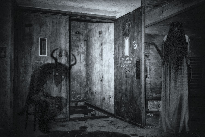 Geführte Geisterjagden
