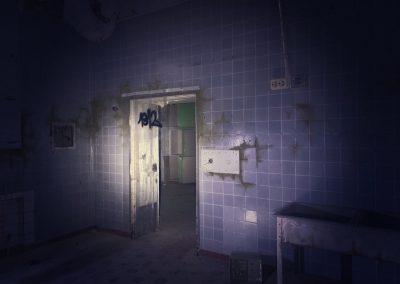 Tuberkulose-Klinik
